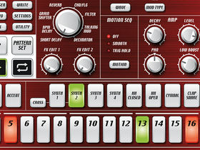 How to make a beat in Korg iElectribe for iPad