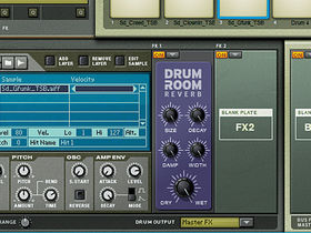 How to make a dubstep snare sound in Reason 5's Kong Drum Designer