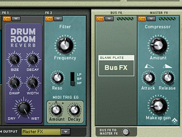 Filter and compressor