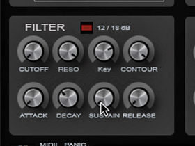 How to use a low-pass filter