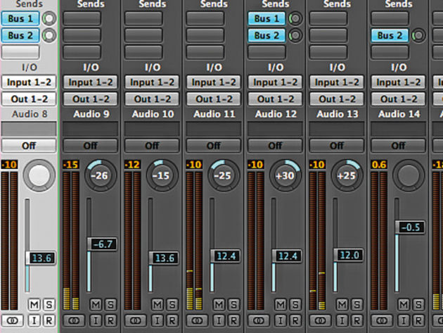 Mix tweaks