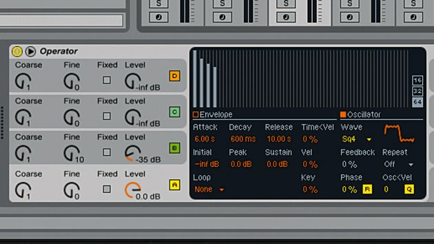 11 Ableton Operator tips and tricks