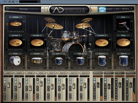 Pendulum drums