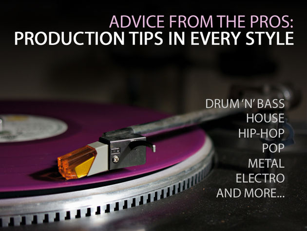 Our series of tips lessons will see you producing authentic sounding tracks in no-time