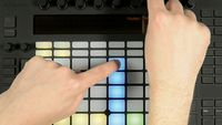 How to sequence drums with Ableton Push