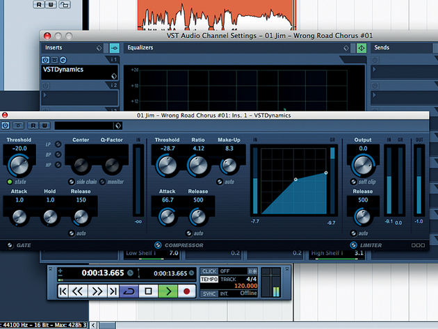 Compression and limiting