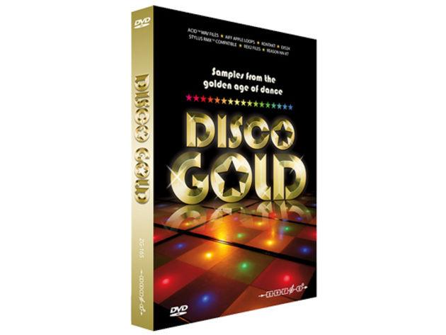 Zero-G Disco Gold £80
