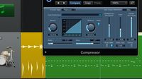 How to beef-up drums with snap compression