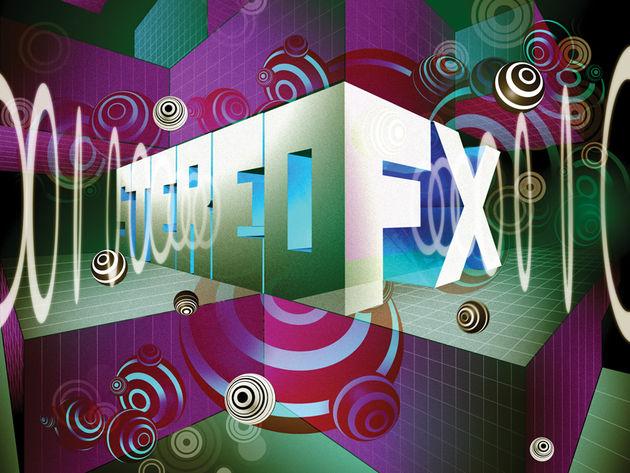 Stereo FX VST plug-ins