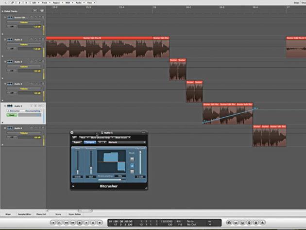 Final stutter mix