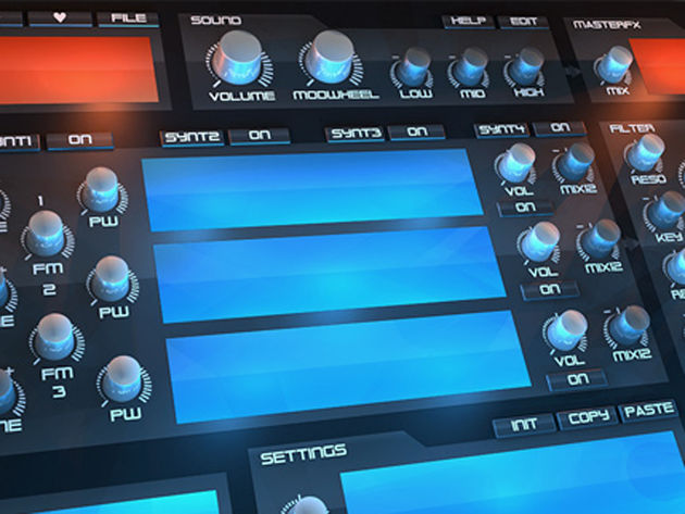 Tone2 ElectraX: one of a new breed of power synths.