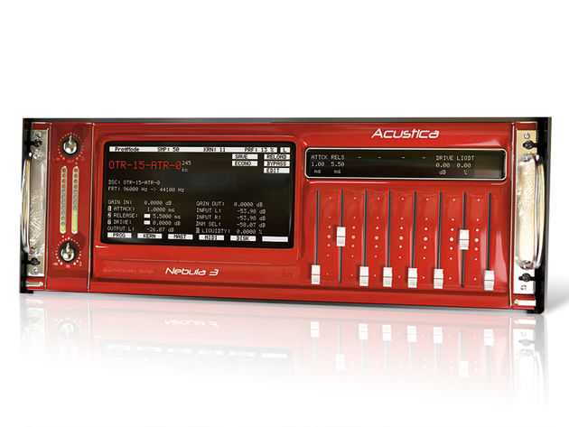 Acustica-Audio/CDS Nebula3/CD SoundMaster