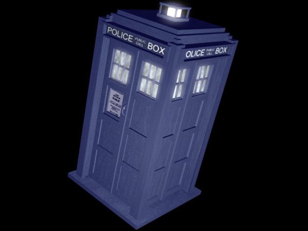 TARDIS sound