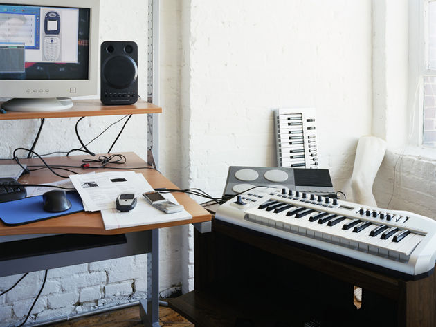 Is your studio as well-appointed as it could be?