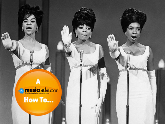 How to record Motown-influenced soul vocals