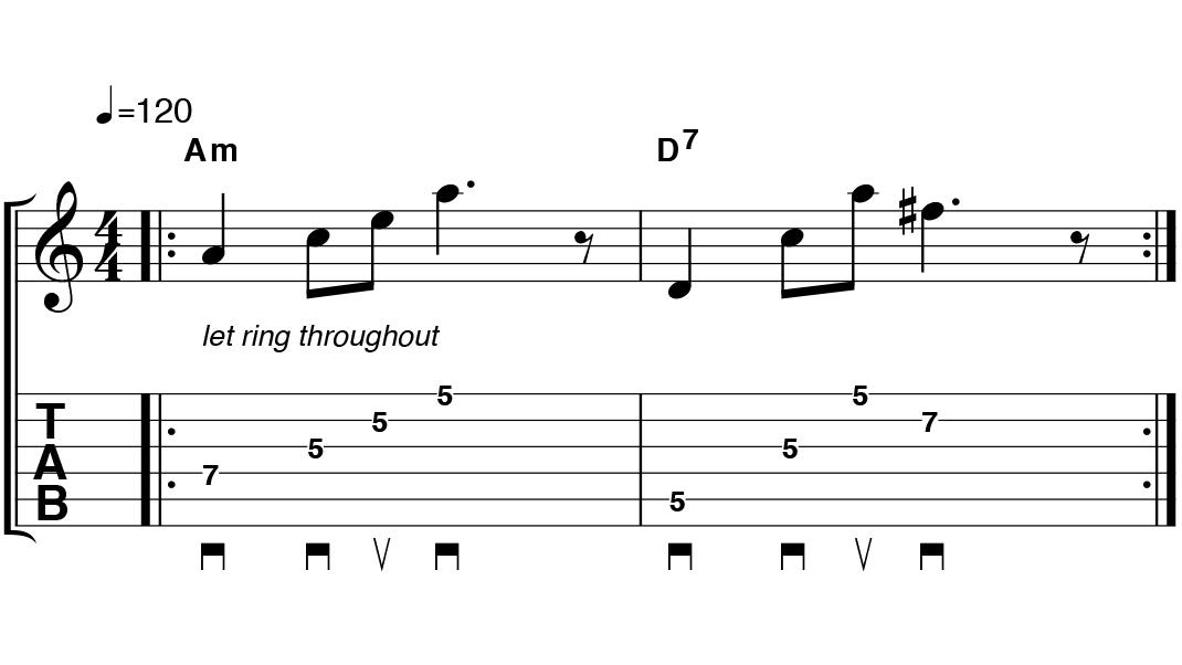 Anchor Chords Images Chord Guitar Finger Position