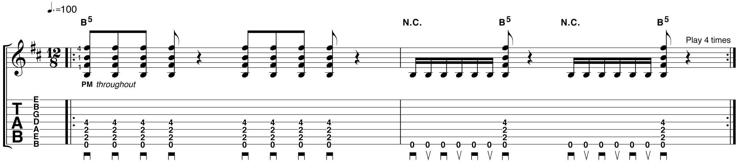 How To Play Seven String Guitar Musicradar