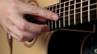 How to use harmonics on acoustic guitar
