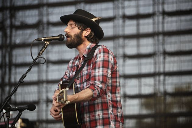 Ray Lamontagne playing Bonnaroo