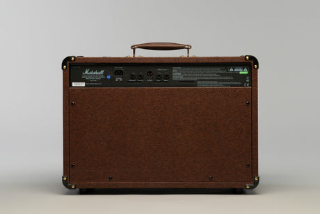Marshall AS50D rear