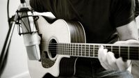 Easy ways to record acoustic guitar