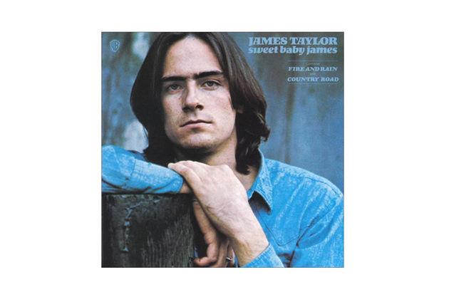 Sweet Baby James (1970)