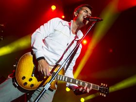 311's Nick Hexum talks guitar sounds, prog rock and the new CD, Stereolithic