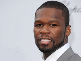 50 Cent turns business author