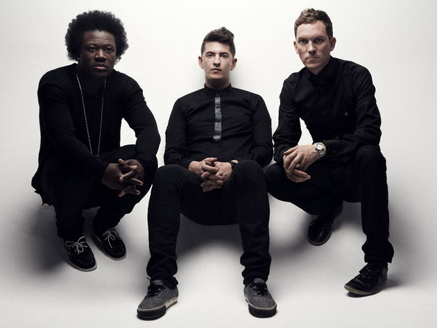 Benga, Skream and Artwork - three Croydon boys made good.