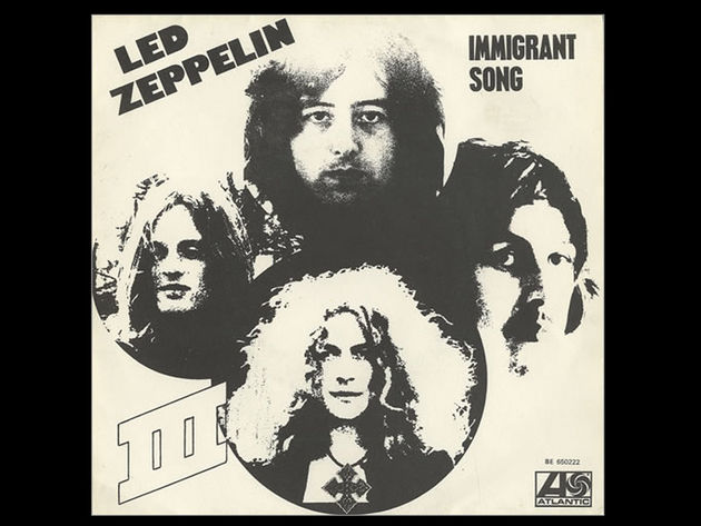 3. Immigrant Song