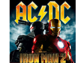 AC/DC ready to rock Iron Man 2 at Download Festival