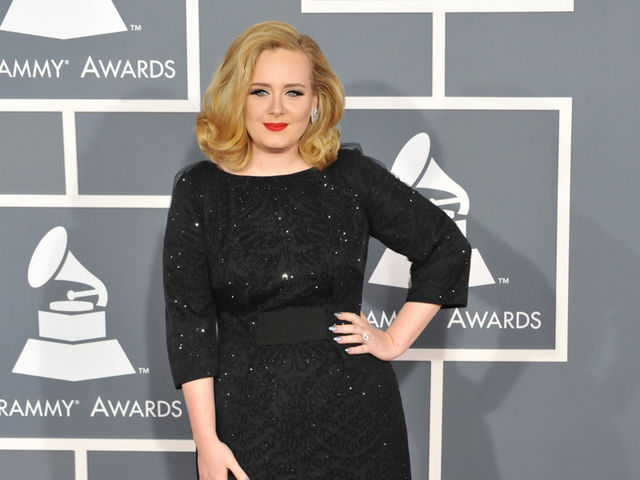 Adele: downloaded illegally by someone like you?