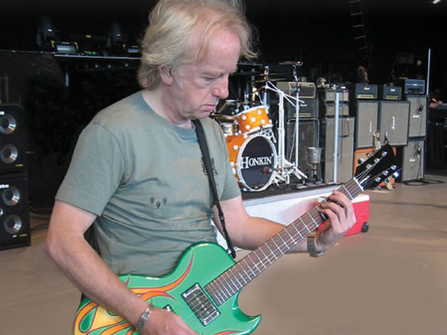 Interview: Aerosmith's Brad Whitford