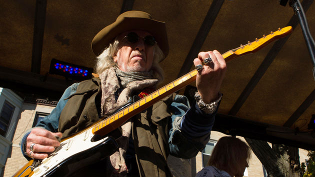 """I'm still enamored with guitars,"" says Brad Whitford, ""and I'm still out there buying them, although I don't need to. """