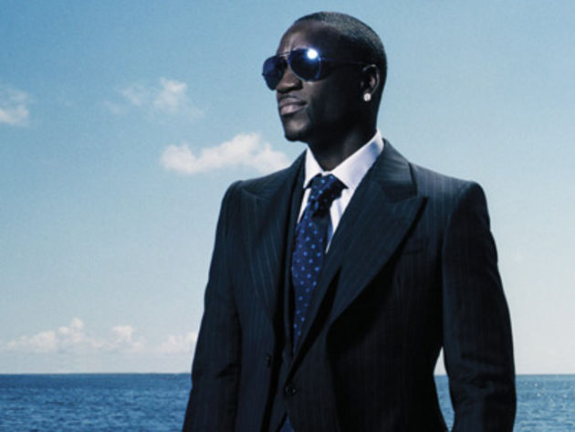 Akon: doing some blue sky thinking.