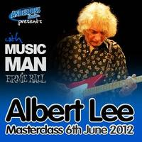 Albert lee announces one-off uk guitar masterclass
