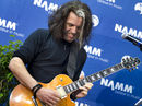 Testament's Alex Skolnick on taking guitar lessons from Joe Satriani