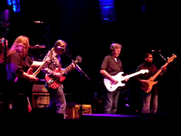 Showhand plays Layla, one for the ages