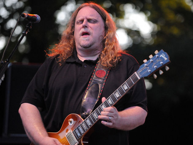 Haynes and Gov't Mule triumph on By A Thread