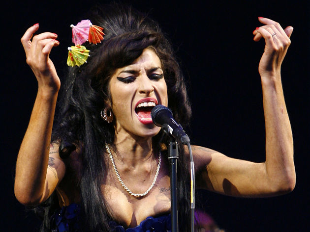 The death of Amy Winehouse has brought about an outpouring of grief and admiration from musicians across the globe