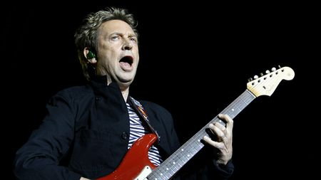 Andy Summers on guitars, The Police and new band Circa Zero