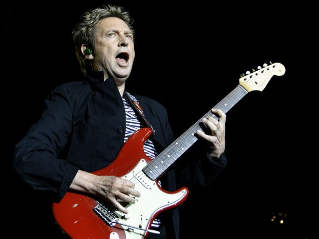 Andy Summers talks guitars, effects, The Police and his new band, Circa Zero