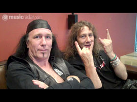 VIDEO: Anvil on Anvil, new album This Is Thirteen