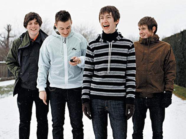 Arctic Monkeys worked the MySpace angle to generate some buzz.