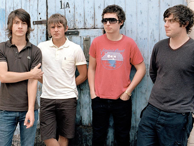 Humbug will be Arctic Monkeys' third long-player.