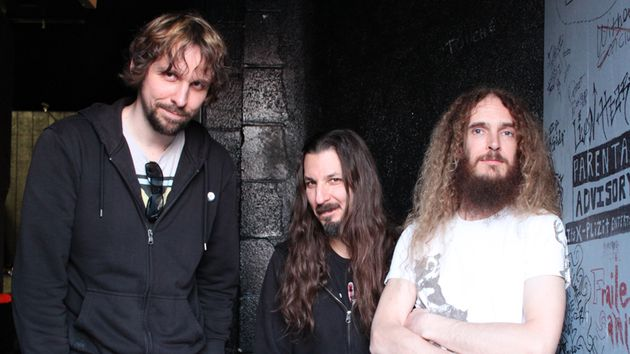 Aristocrats Minnemann, Beller and Guthrie have nine new tracks to hold you