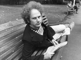 Interview: Art Garfunkel on his new greatest hits CD, The Singer