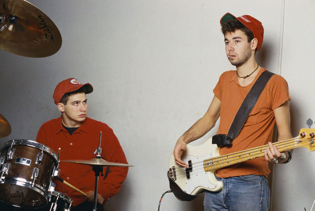 The Beastie Boys' late, great Adam Yauch was a dab-hand on the bass
