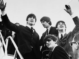 Beatles, Pink Floyd, U2 make Vatican's top 10 albums list