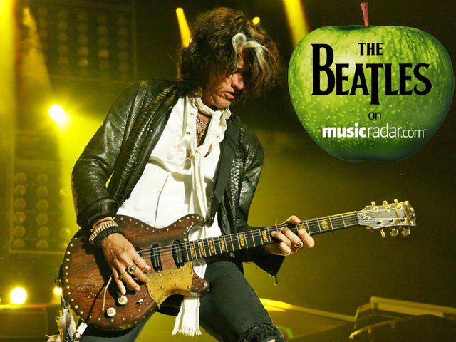 Joe Perry remembers the night he first saw The Beatles